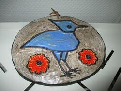 Bird Wallplaque from Hildegon