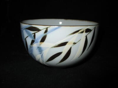 Bowl designed by Iwan Weiss for Royal Copenhagen